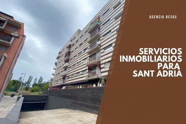servicios inmobiliarios sant adria